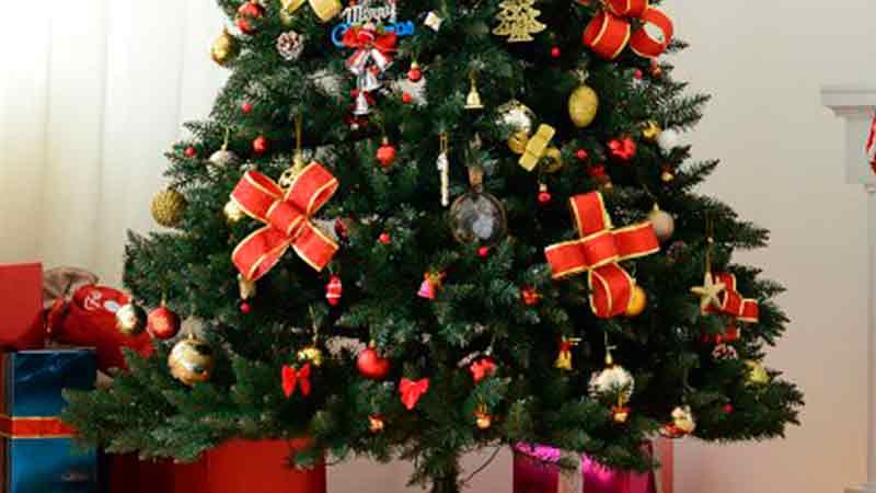 arbol de navidad feng shui