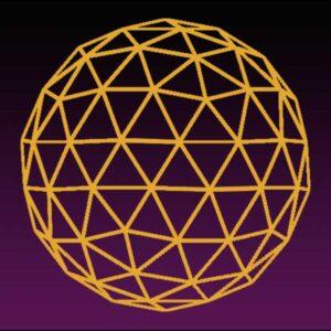 esfera geodésica en feng shui