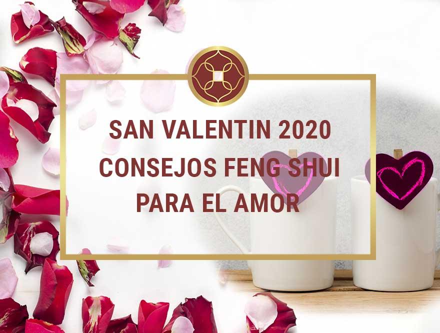 consejos feng shui para san valentin