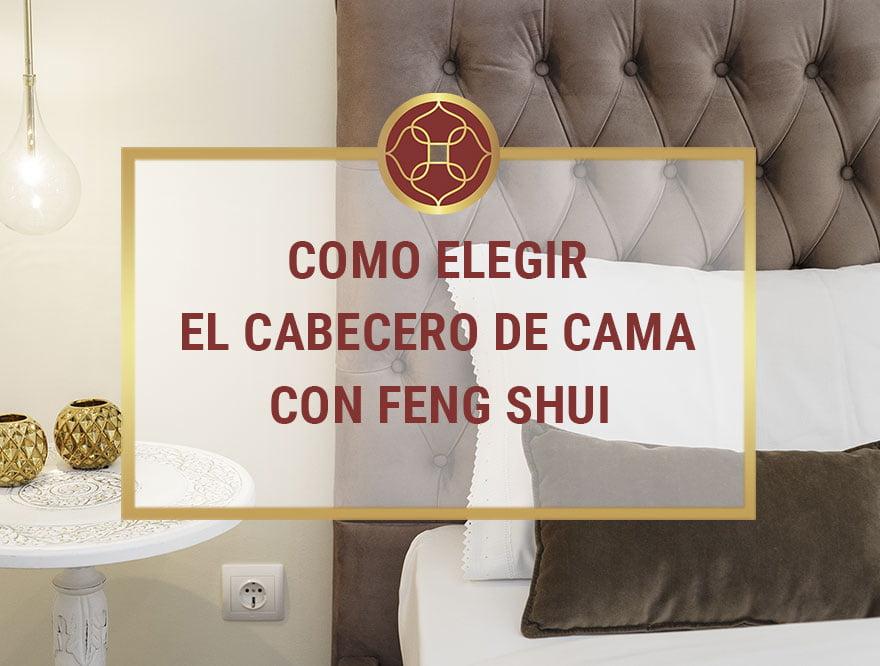 Como elegir el cabecero de cama con feng shui