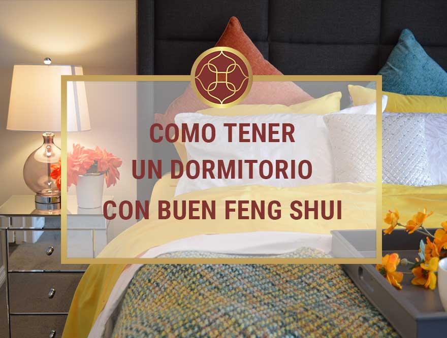Consejos Feng Shui para un buen descanso