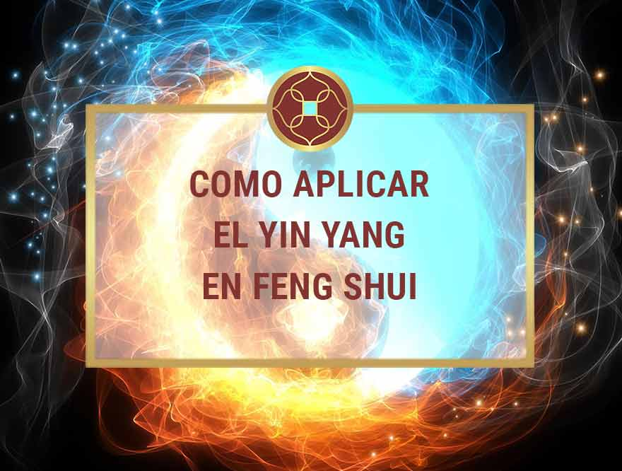 El Yin Yang en Feng Shui