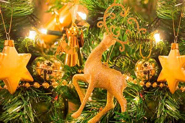 Renos de Navidad