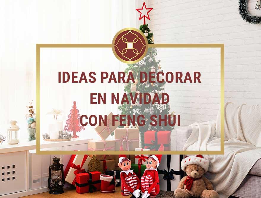 Ideas para Decorar en Navidad con Feng Shui