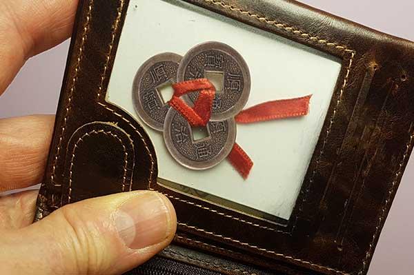 Amuletos Billetera