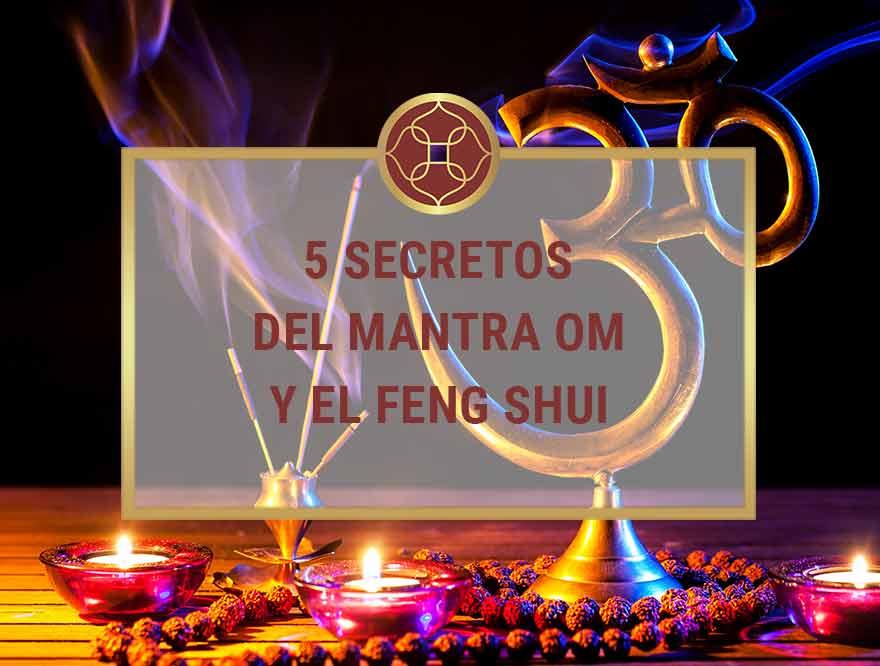 Mantra Om en Feng Shui